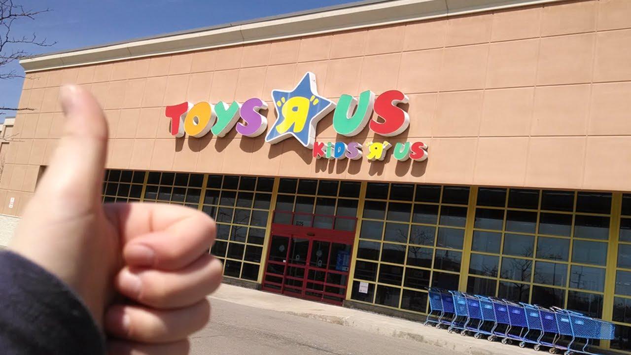 Follow Me Around Toys R Us Shopping Vlog Youtube