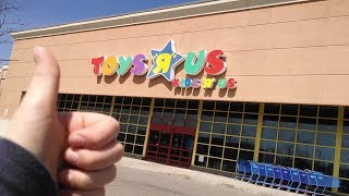 Follow Me Around Toys R Us - Shopping vlog