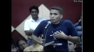 Eliecer Ávila ridiculiza a Ricardo Alarcón (Video Completo)