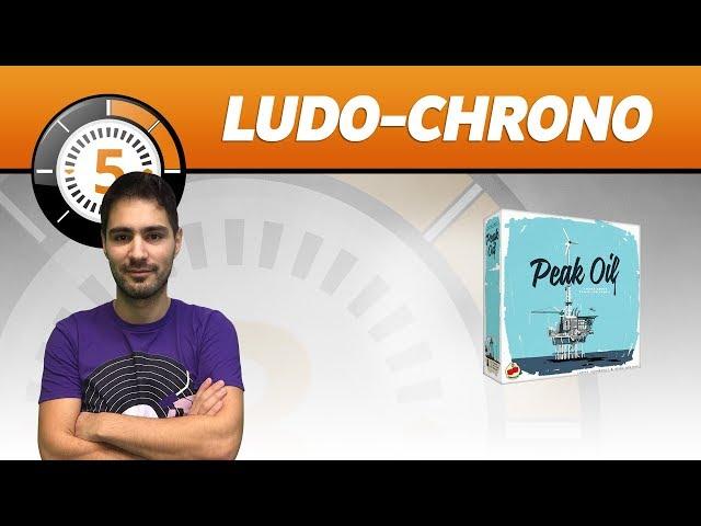 LudoChrono - Peak Oil