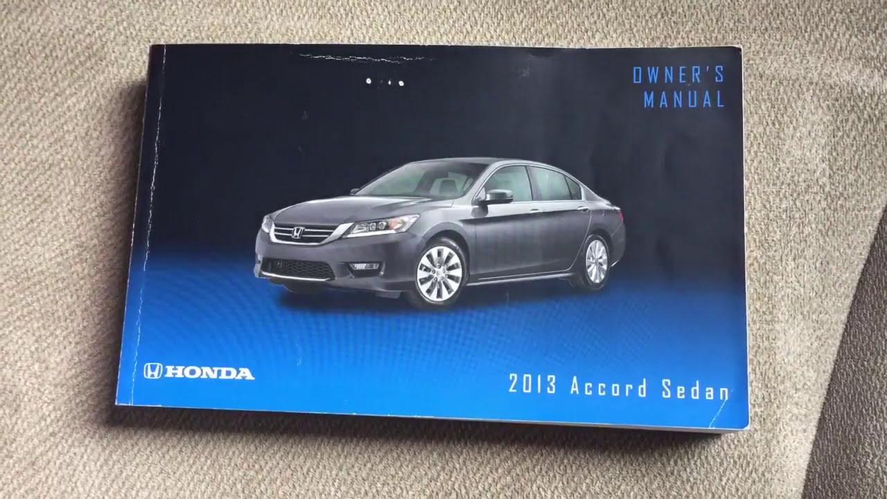 Honda Accord 2017 Cabin Air Filter Replacement