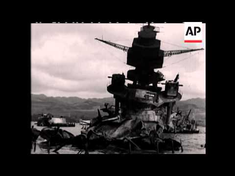 Attack on Pearl Harbour 1941  no sound