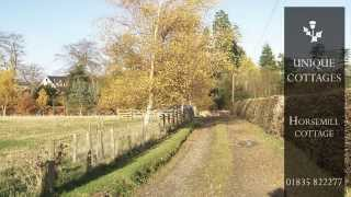 Horsemill Cottage, St Boswells, Scottish Borders - self catering holiday accommodation Scotland