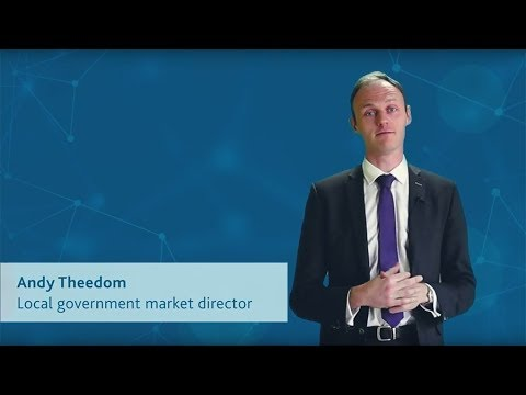 Andy Theedom, local government marketing director, Capita
