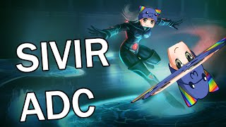 League of Legends - Sivir ADC - Full Gameplay Commentary