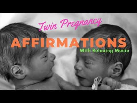 Twin Pregnancy Affirmations