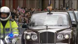 Diamond Jubilee - National Service of Thanksgiving, St Paul's Cathedral  - Part 2 of 2