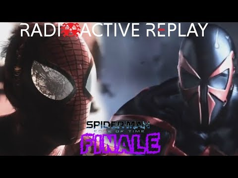 Radioactive Replay - Spider-Man: Edge of Time FINALE - Countdown to Disaster