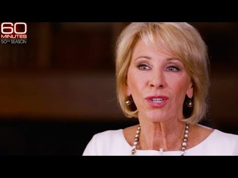Betsy DeVos Interview Is TOTAL DISASTER
