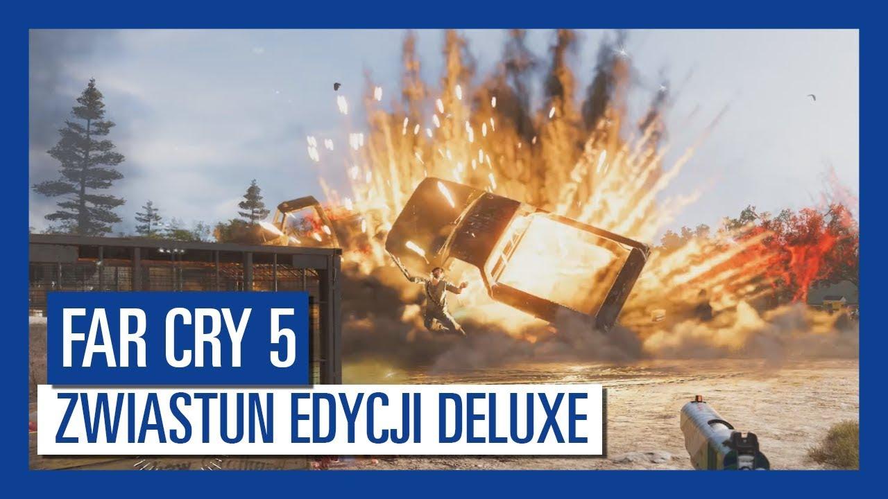 Far Cry 5 – zwiastun edycji Deluxe