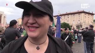 PREDAPPIO: Anniversario Marcia su Roma, 3000 persone e saluti romani | VIDEO