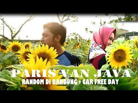 surganya-bunga-matahari-paris-van-java🌻--dago-car-free-day-|-random-di-bandung