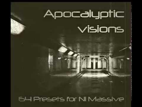 64 Dark Cinematic Sci-Fi and Horror presets for Massive. Film Soundtracks, Deep Dubstep, etc.