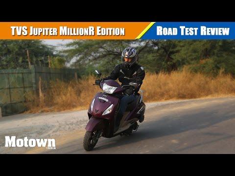 TVS Jupiter MillionR Edition