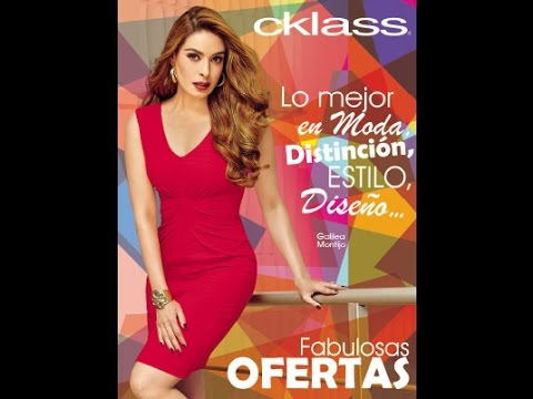 81818bf7 Catálogo Cklass Ofertas Primavera Verano 2016 - YouTube