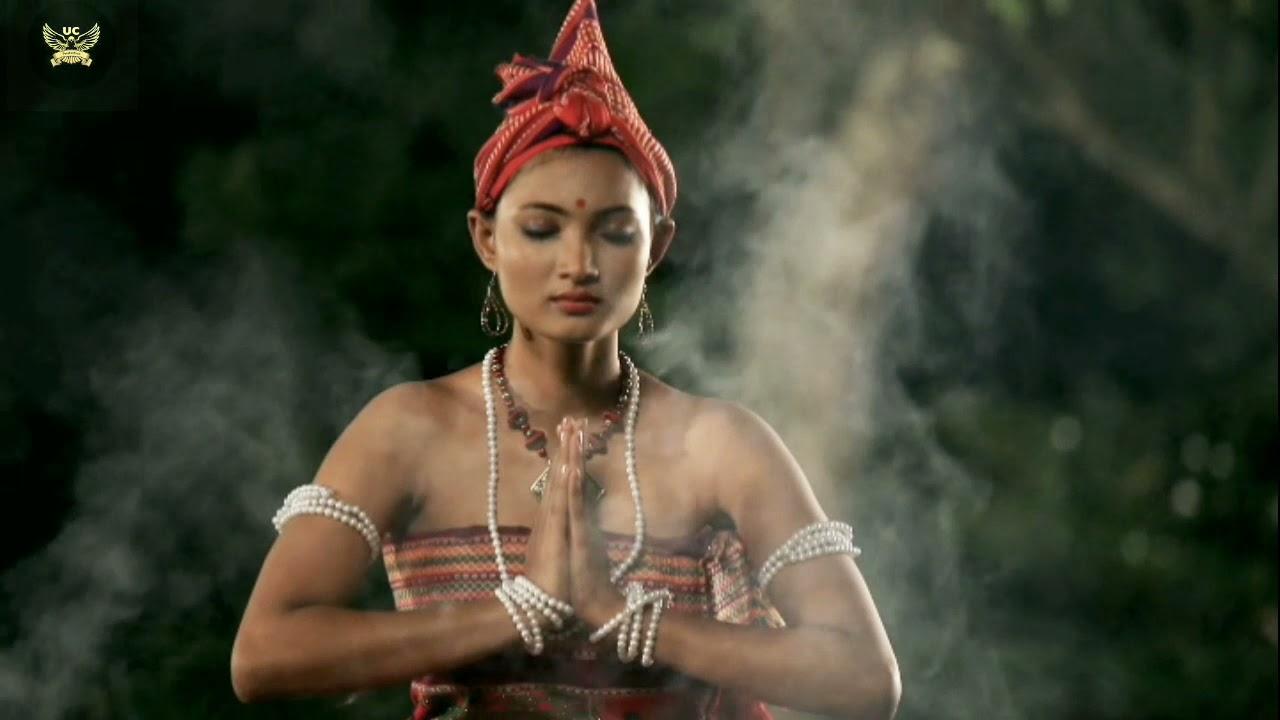 Download Hir Hir Parchung   Rabha official video song 2021