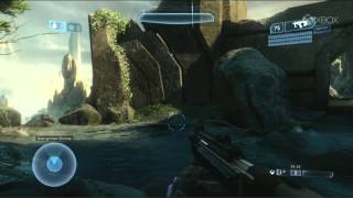 Halo: The Master Chief Collection - Sanctuary Remastered Map Walkthrough | Gamescom 2014