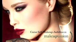 Corso Self Makeup - Autotrucco MakeUPassion Academy