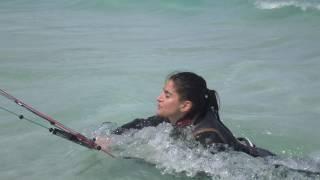 kitesurfing lessons in mallorca swiss kite student Alcudia bodydrag edmkpollensa com kiteschool