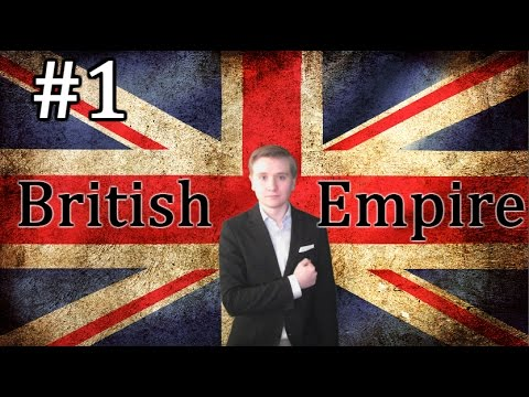 HoI4 - Modern Day Mod - British Empire - Part 1