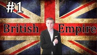 HoI4 - Modern Day Mod - British Empire - Part 1