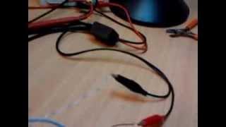 Arduino + Epson LQ-2180 + EMS 2A Dual H-BRIDGE