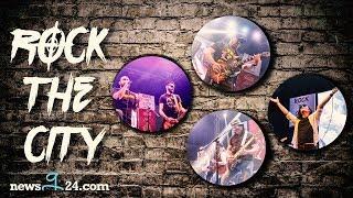 Rock The City Live Concert 2018 | ICCB Bashundhara | newsg24