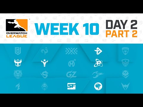 Stream: Overwatch League - Watchpoint | Week 10 Day 2 | Part 2