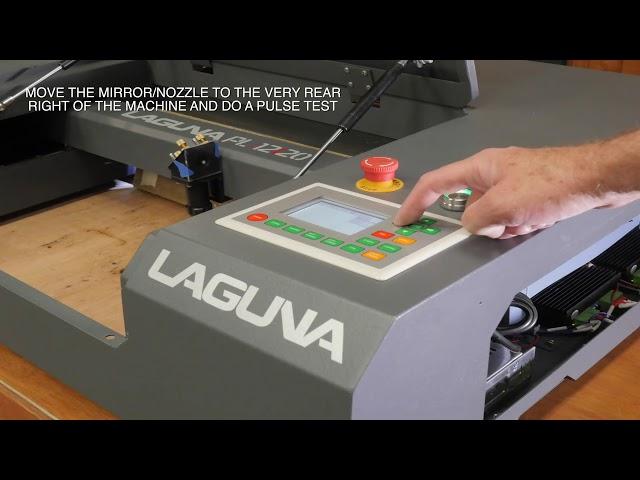 PL:12|20 Alignment Procedure | Laguna Tools