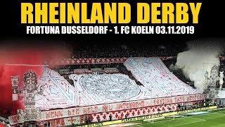 RHEINLAND DERBY: Fortuna Dusseldorf – 1. FC Koeln 03.11.2019