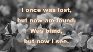 Amazing Grace - Hymn - Karaoke