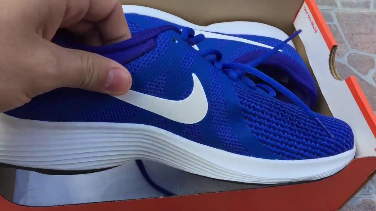 Nike Revolution 4 2018 well made, cheap