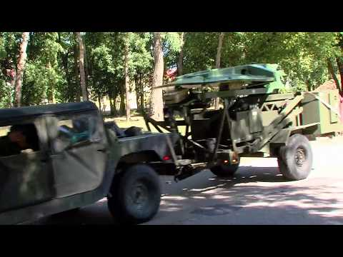 DFN: Saber Strike 18 is going on, INOWROCLAW, POLAND, 06.08.2018
