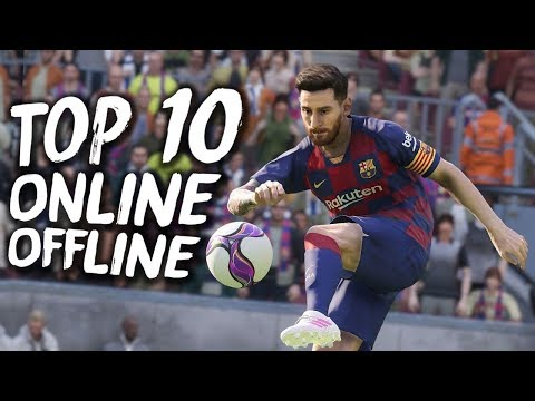 Top 10 Best Offline/Online Football Games on Android - iOS (With Size)