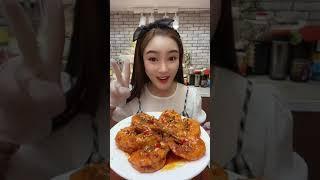 Pong's MUKBANG - Eat Seafood  …