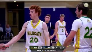 Sonora vs Central Catholic High School Boys Basketball LIVE 12/15/18