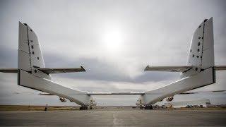 Stratolaunch, o maior avião do mundo 720p