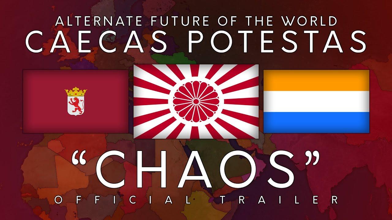 Caecas Potestas | Alternate Future of the World | Season 2: 'Chaos' (Official Trailer)