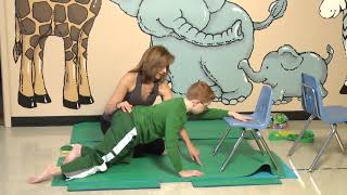 Adapted Kids Yoga