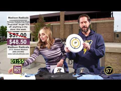 Dane Buy Local | Madison Radicals | 3/27/17