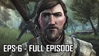 Game of Thrones Episode 6 Walkthrough - The Ice Dragon - FULL EPISODE