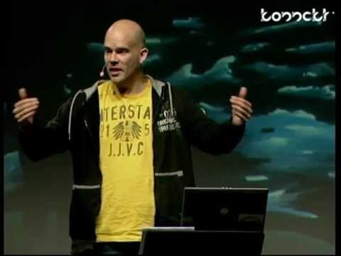 "Del 3a - Konnekt 2012: ""Skabt til liv med Gud"" v/ Simon Nielsen"