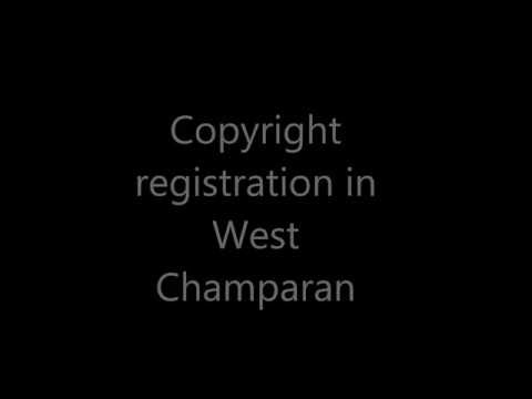 Copyright registration in West Champaran-8540099000