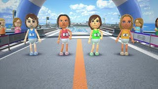 Wii Party U TV Party Showcase - Highway Rollers (Master Difficulty) thumbnail