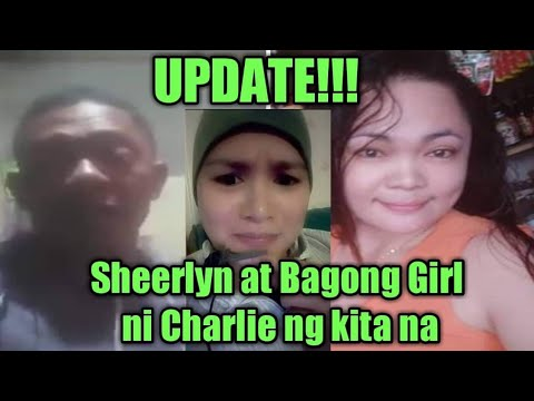 #Part 9 UPDATE: WHAT?? Charlie lozada may bagong gf na?/ confirmed sheerlyn at new girl nagkita na!
