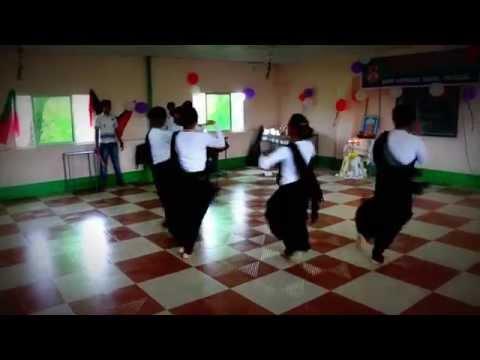 best dance by SLS girls on teachers day