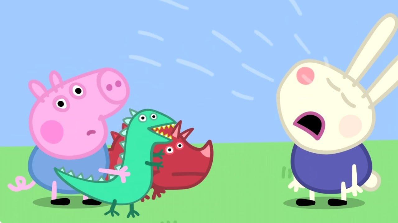 Peppa Pig En Español Episodios Completos El Amigo De George Pepa La Cerdita