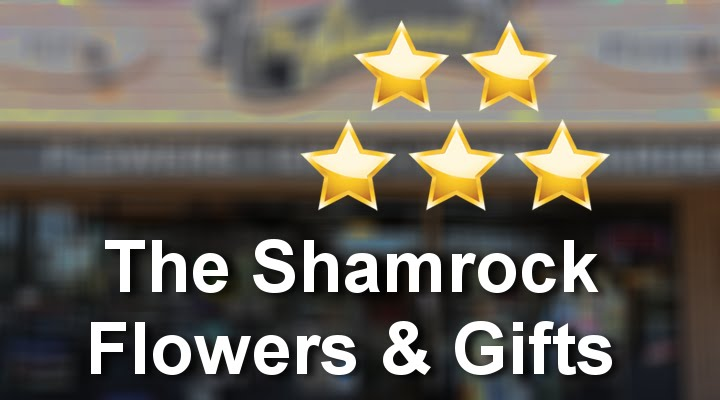 The Shamrock Flowers Gifts Eugene Incredible Five Star Review by