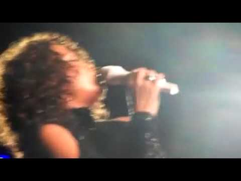 Whitney Houston  Amazing Notes In A Song For You  BirminghamMP4