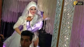 احمد عامر بيرقص العروسه بطريقه مجنونه مع حسام حسن